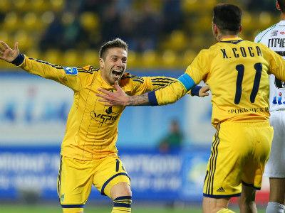 Итоги 1/8 финала Кубка Украины