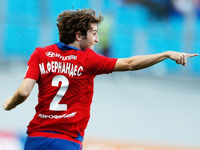 Марио Фернандес