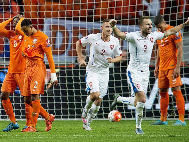 Нидерланды — Чехия