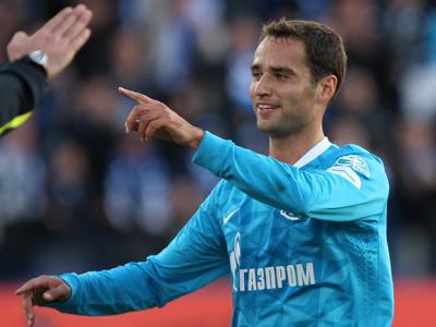 Роман Широков открыл счёт в матче