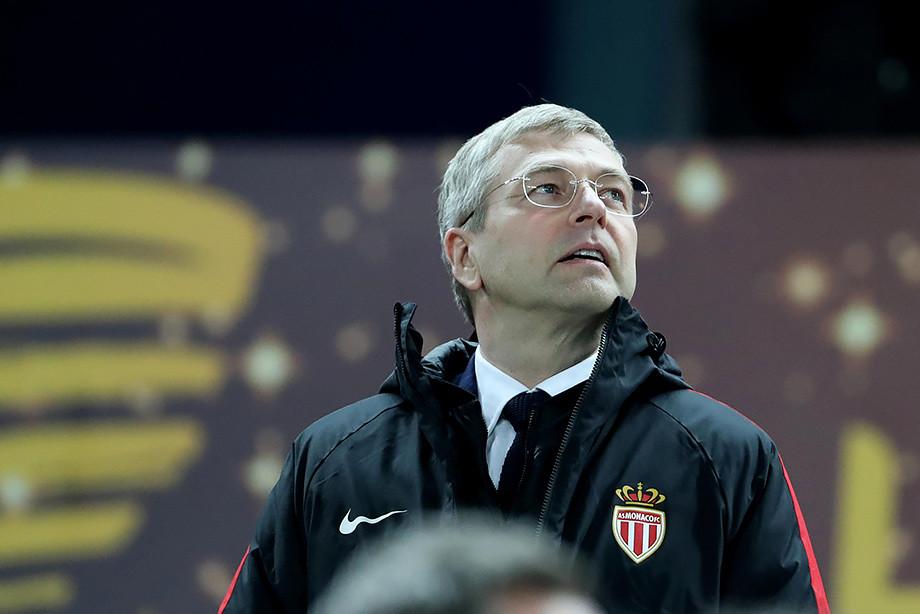 СМИ проинформировали онамерении Рыболовлева реализовать «Монако» и приобрести клуб АПЛ