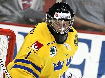 Голкипер сборной Швеции – о МЧМ-2013