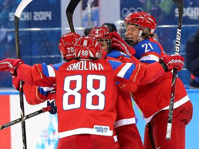 Сочи – 2014. Хоккей. Россия - Швеция - 3:1