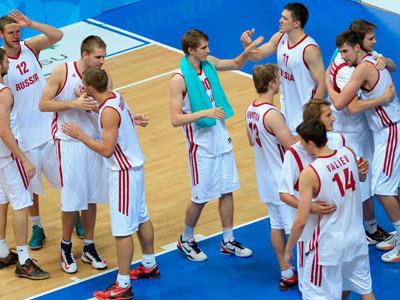 Российские баскетболисты — в финале Универсиады