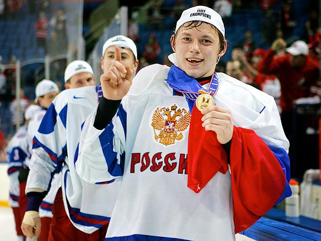 Хоккей. Все чемпионы МЧМ-2011