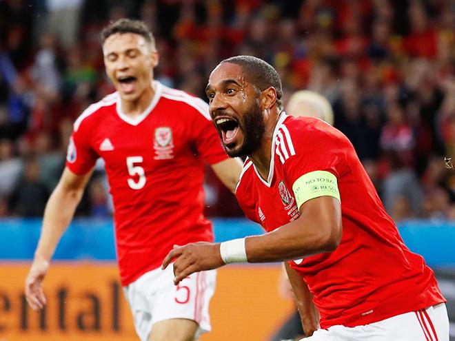 Евро-2016. Уэльс – Бельгия – 3:1