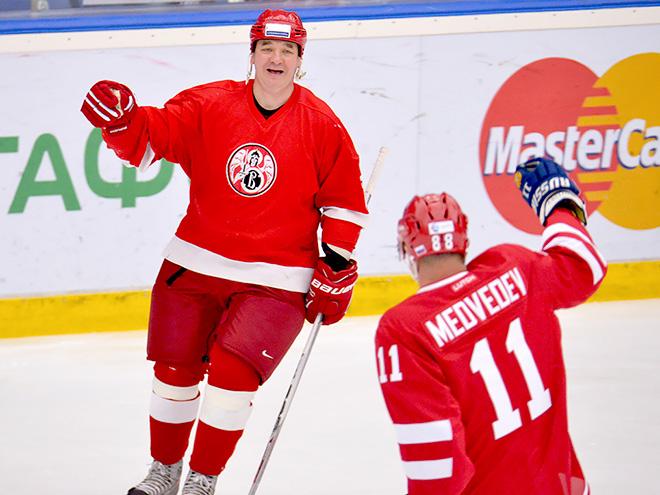 Белов, Медведев и Афиногенов – о сезоне и будущем «Витязя»