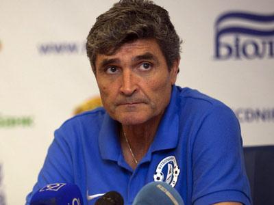 Пресс-конференция тренеров «Днепра» и АИКа