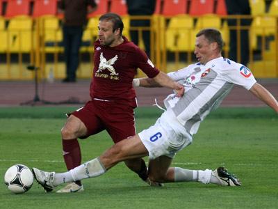 """""""Рубин"""" — ЦСКА"""