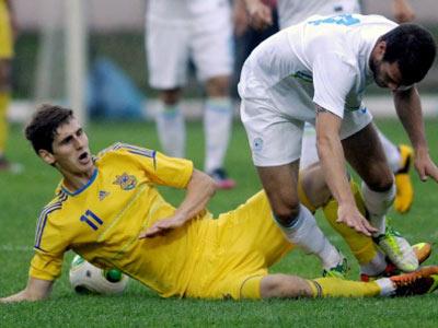 Украинцы сборной (U-21) о матче со Словений