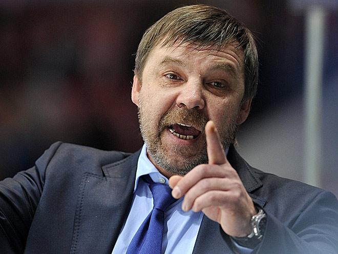Дементьев – о сборной России и плей-офф КХЛ