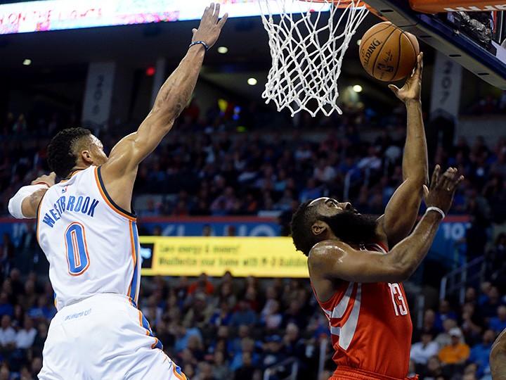 Самые интересные противостояния в первом раунде плей-офф НБА