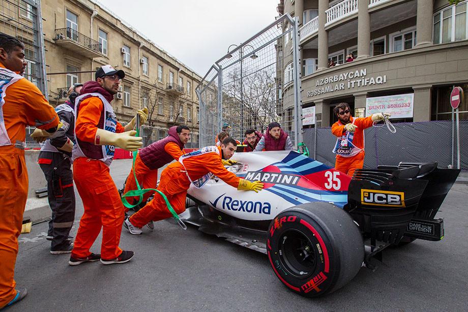 Команда «Уильямс» в сезоне-2018 Формулы-1