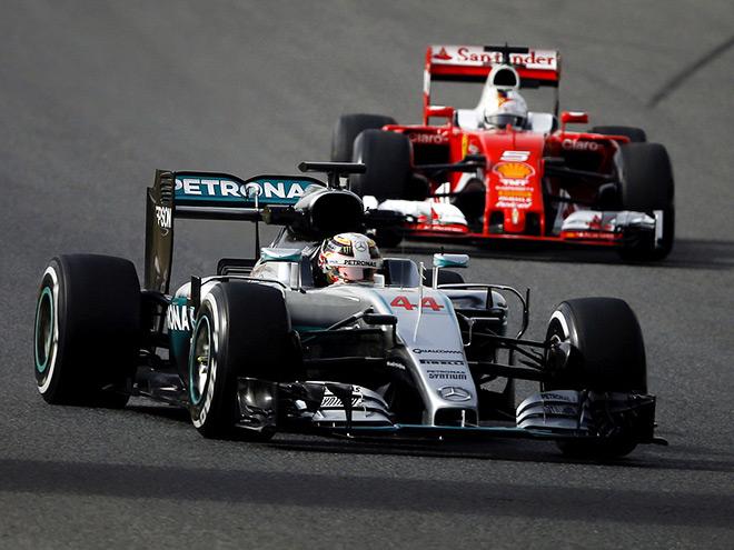 Анализ первых предсезонных тестов Формулы-1 в Барселоне