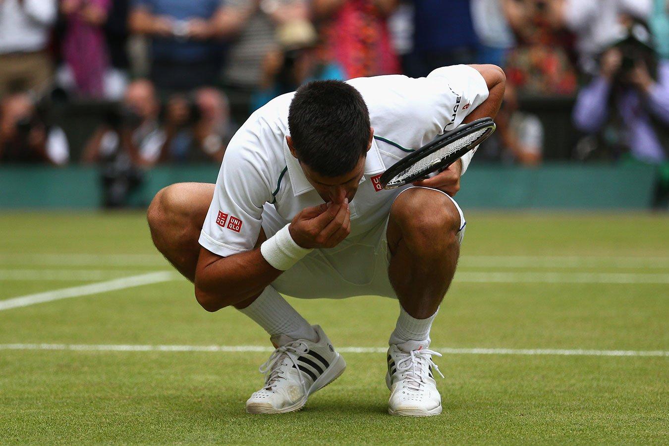 Необычные приметы и ритуалы звёзд тенниса