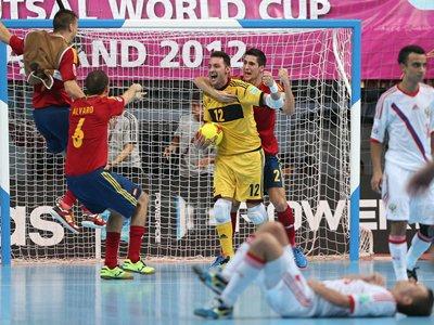 Причины неудачи мини-футбольной сборной России