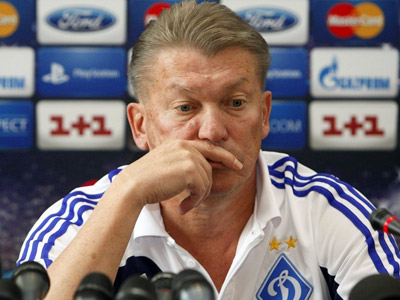 Президент «Динамо» о здоровье главного тренера
