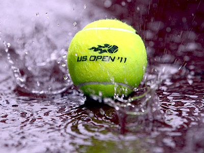 US Open. Расписание 1-го дня