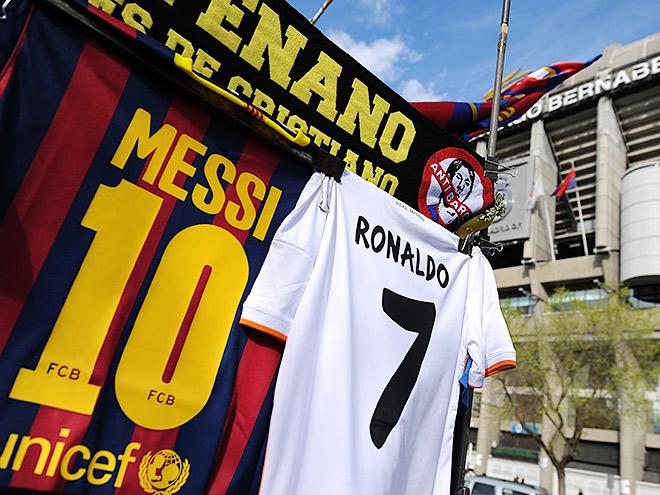 10 самых продаваемых клубных футболок