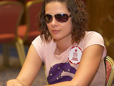 Женские лица покера. Часть 2. Катя