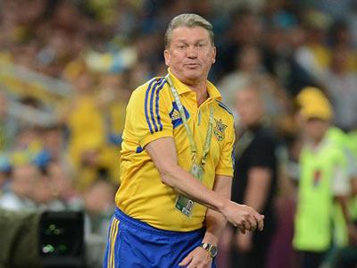 Тренер сборной Украины восхищён своими подопечными