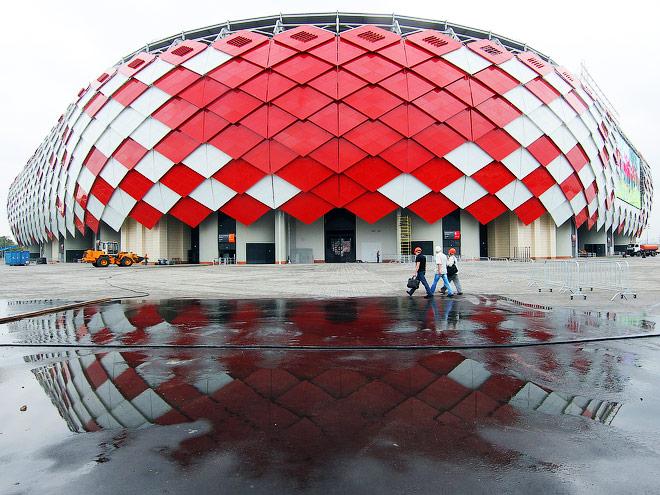 Как добраться до нового стадиона «Спартака»