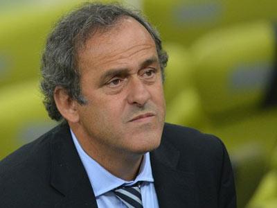 Президент УЕФА о Евро-2012