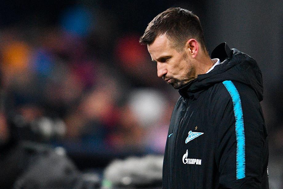 Главный тренер «Зенита» поведал опланах наКокорина