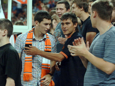 Степаненко: кричал с фанатами речёвки