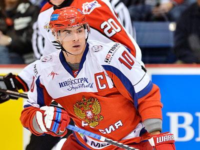 Сборная OHL взяла реванш у России (U20)