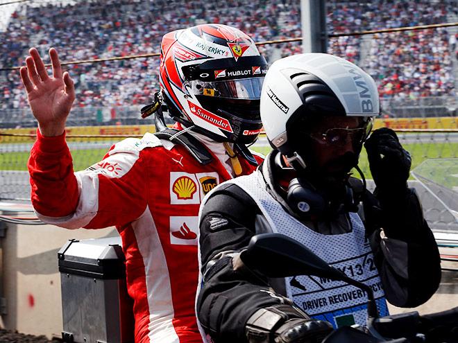 Гран-при Мексики Формулы-1