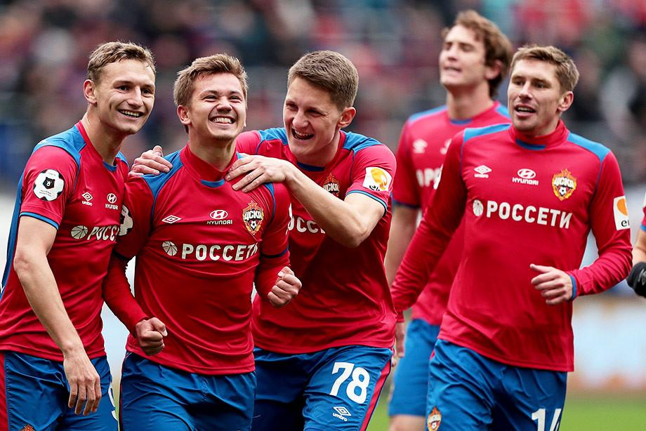 РПЛ – одна из самых возрастных лиг в Европе. На молодёжь ставит лишь ЦСКА