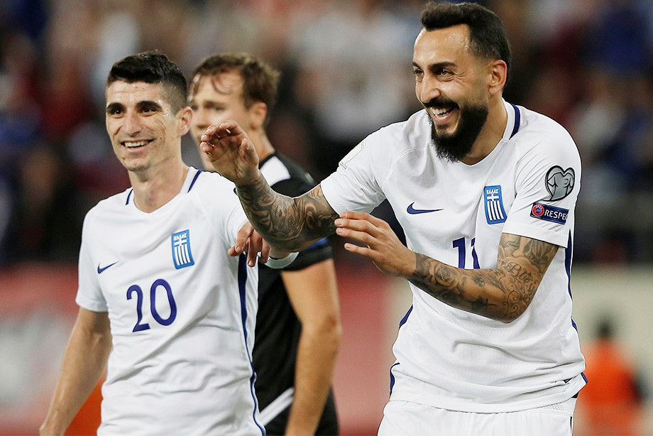 Швейцария иХорватия приблизились кЧМ-2018 пофутболу