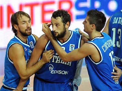 Сборная Италии по баскетболу