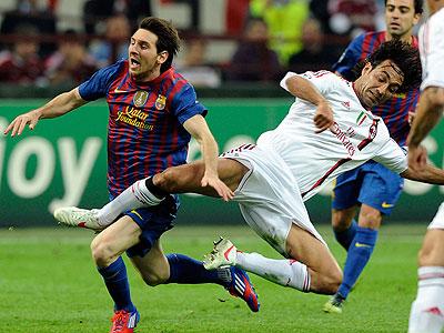 Один подвиг «Рубина» «Милан» повторил. Повторит ли другой?