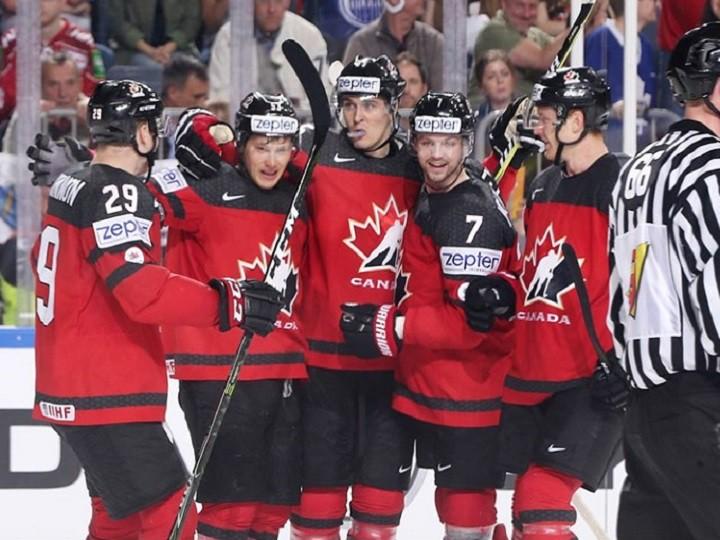 Канада — Германия — 2:1. Канадцы об игре с Россией в полуфинале