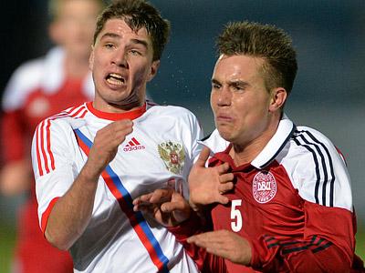 Россия U21 — Дания U21 — 0:2