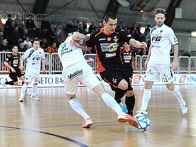 24-й тур чемпионата Италии по мини-футболу