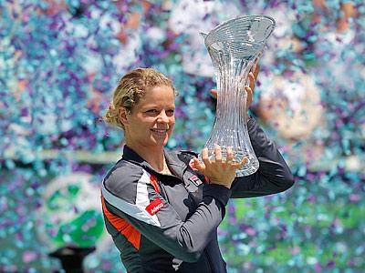 Клийстерс выиграла финал у тени Уильямс