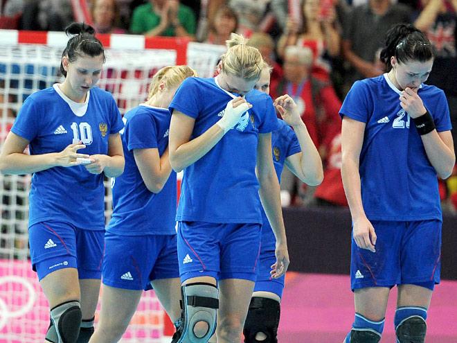 Гандбол. Чемпионат мира. Россия-Румыния — 30:27