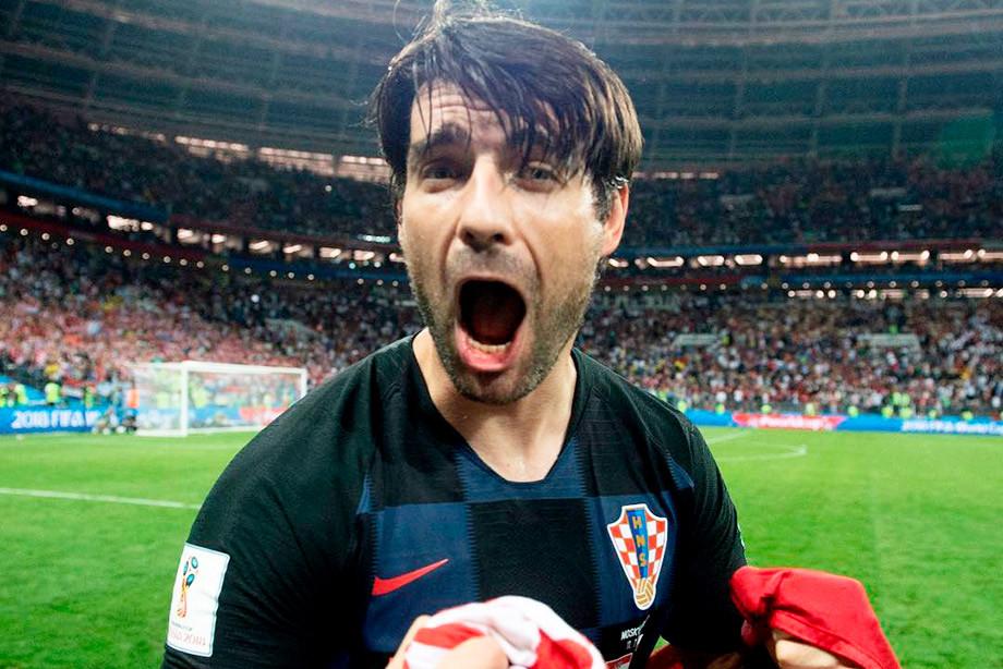 Хорватия — Англия — 2:1. Лучшие фото