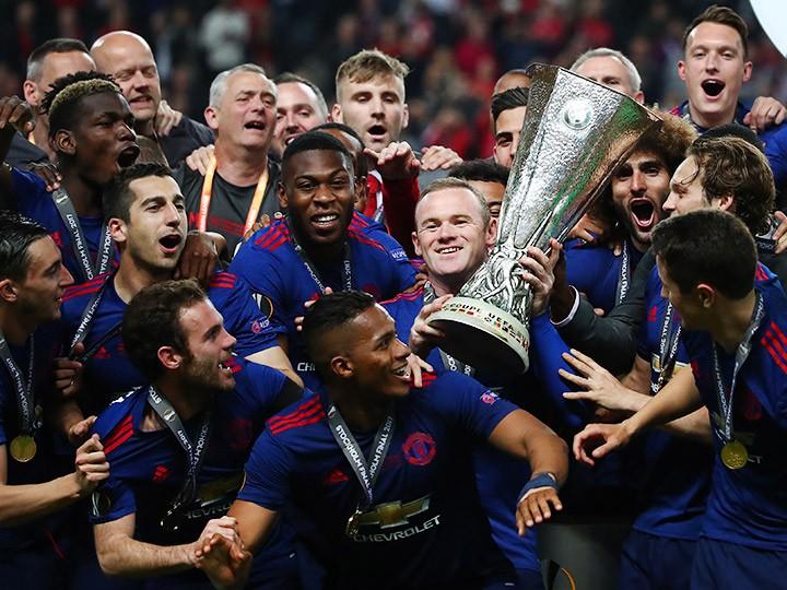 Трансляция финала Лиги Европы