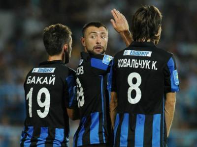 Гай и Антонов о матче в Киеве