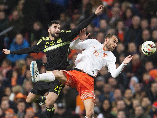Нидерланды – Испания – 2:0. Обзор матча