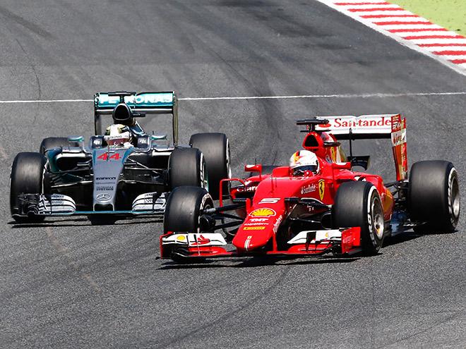 Оценки пилотам за Гран-при Испании Формулы-1