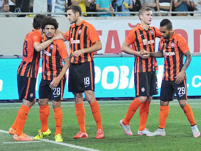 «Шахтёр» и БАТЭ вышли в плей-офф квалификации ЛЧ