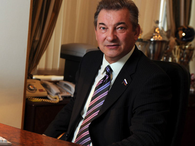 Владислав Третьяк - об итогах Суперсерии-2012