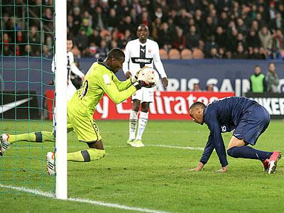У чемпионата Франции новый лидер – «Лион»