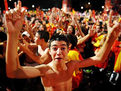 Букмекеры готовятся к наплыву ставок во время Евро-2012