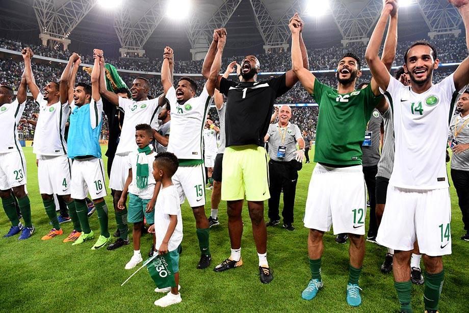 ФИФА может сместить Саудовскую Аравию отЧМ